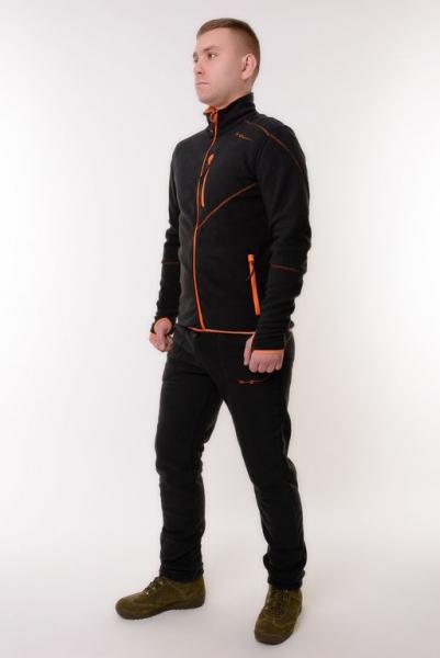 """Thermofleece Anzug """"RICH"""" Wärmeisolierung Thermobekleidung"""
